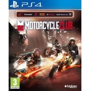 Motorcycle Club Playstation 4 Original Usado