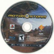 MotorStorm Só a Mídia Playstation 3 Original Usado