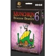 Munchkin 6 Dungeon Demente Galapagos MUN006