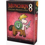Munchkin 8 Centauros e Homens Lagartos Expansão de Jogo de Cartas Galapagos MUN008