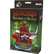 Munchkin Destrói o Natal Galapagos MUN101