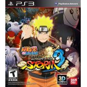 Naruto Ultimate Ninja Storm 3 Playstation 3 Original Usado