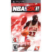 NBA 2k11 PSP Original Usado