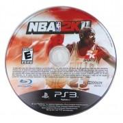 NBA 2K11 só a mídia Playstation 3 Original Usado