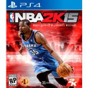 NBA 2k15 PS4 Usado