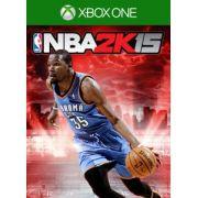 NBA 2K15 Xbox One Midia Fisica Usado