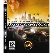 Need for Speed Undercover Playstation 3 Original Usado