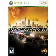 Need for Speed Undercover Xbox 360 Usado Original