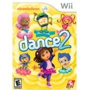 Nickelodeon Dance 2 Wii Usado Original