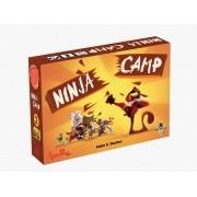 Ninja Camp Jogo de Tabuleiro Meeple BR
