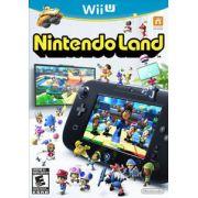 Nintendo Land Nintendo Wii-U Original Novo
