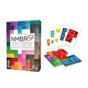 NMBR 9 Jogo de Tabuleiro Devir BG9