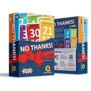 No Thanks! Jogo de Cartas PaperGames J023