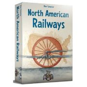 North American Railways Jogo de Tabuleiro Importado Kronos Games