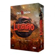 Old Dragon Legião Caixa Básica Kit de RPG Red Box RBX26001