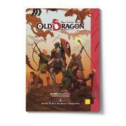 Old Dragon Livro de RPG Básico Aprimorado Red Box RBX01015