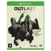 Outlast Trinity Xbox One Original Usado