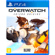 Overwatch: Game of the year Edition Playstation 4 Original Usado