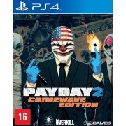 Payday 2 Crimewave Edition Playstation 4 Original Lacrado
