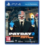 Payday 2 Crimewave Edition Playstation 4 Original Usado