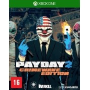 Payday 2 Crimewave Edition Xbox One Original Usado