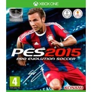 PES 15 Xbox One Original Usado
