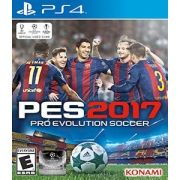 PES 17 Playstation 4 Original Usado