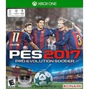 PES 17 Xbox One Original Usado