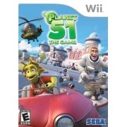 Planet 51 - The Game Wii Usado Original