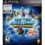 Playstation All Stars Battle Royale Playstation 3 Original Usado