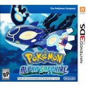 Pokemon Alpha Sapphire Nintendo 3DS Original Usado