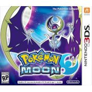 Pokemon Moon Nintendo 3DS Usado