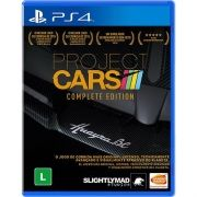Project Cars Complete Edition Playstation 4 Original Usado