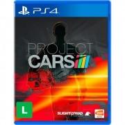 Project Cars Playstation 4 Original Usado