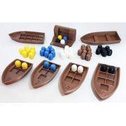 Puerto Rico Kit de peças 3D Acessório Jogo de Tabuleiro Grow 3132
