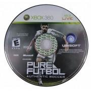 Pure Futbol só a mídia Xbox360 Original Usado