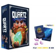 Quartz + Expansão Quartzo Rosa Jogo de Tabuleiro Mandala