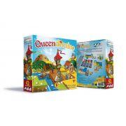 Queendomino Jogo de Tabuleiro PaperGames J021