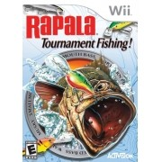 Rapala Tournament Fishing Wii Original Usado