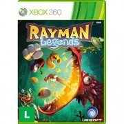 Rayman Legends Xbox 360 Original Lacrado