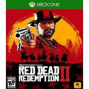 Red Dead Redemption 2 Xbox ONE Original Lacrado