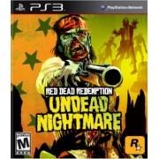 Red Dead Redemption Undead Nightmare Playstation 3 Original Usado