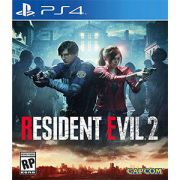 Resident Evil 2 Playstation 4 Original Lacrado