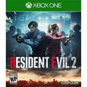 Resident Evil 2 Xbox ONE Original Lacrado