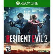 Resident Evil 2 Xbox ONE Original Usado
