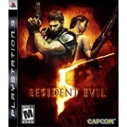 Resident Evil 5 Playstation 3 Original Usado