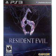 Resident Evil 6 Playstation 3 Original Usado