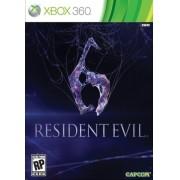 Resident Evil 6 Xbox360 Original Usado