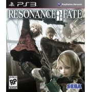 Ressonance of Fate Playstation 3 Original Usado