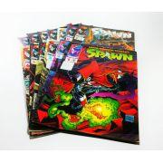 Revista Spawn #1 ao #13 Editora Image Originais Usados